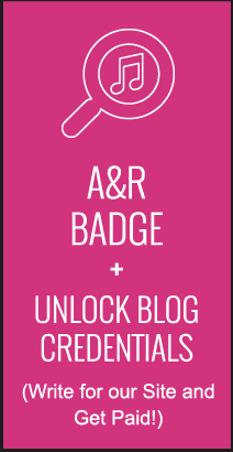Reward: A&R Badge + Unlock Blog Credentials