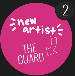 Step 2: Submit Your Find to The Guard