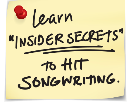 New Song Course - Learn How to Write A Hit Song