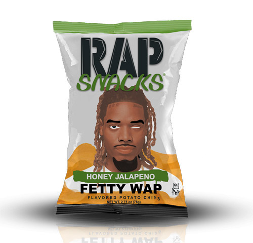 Fetty Wap Rap Snacks