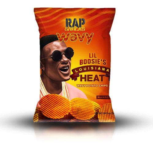 Lil Boosie Rap Snacks