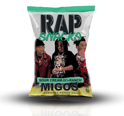 Migos Rap Snacks