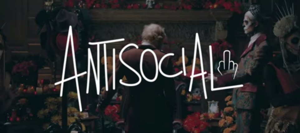 Ed Sheeran - Antisocial