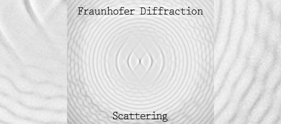 FRAUNHOFER DIFFRACTION- KVRT IN SPACE