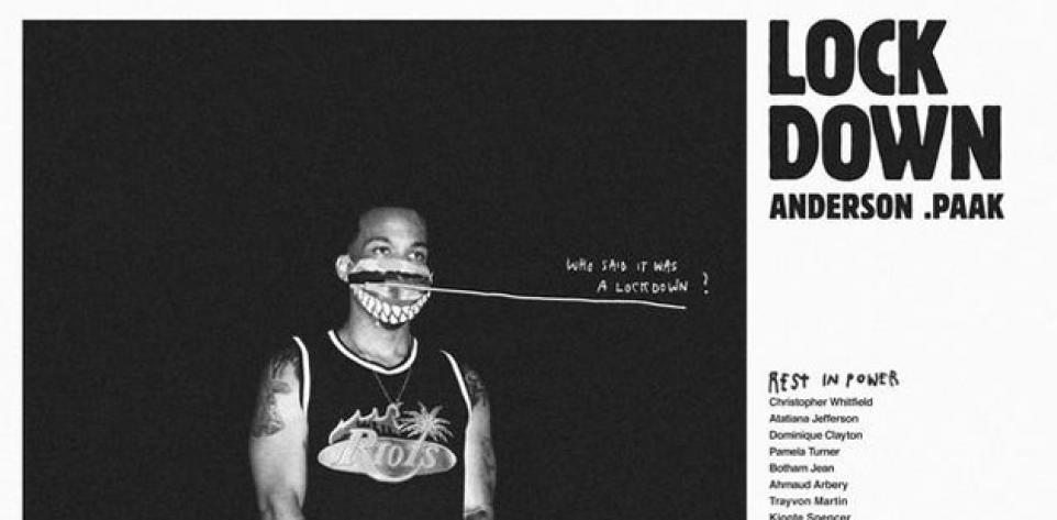 Anderson .Paak - Lockdown | Best New Hip Hop