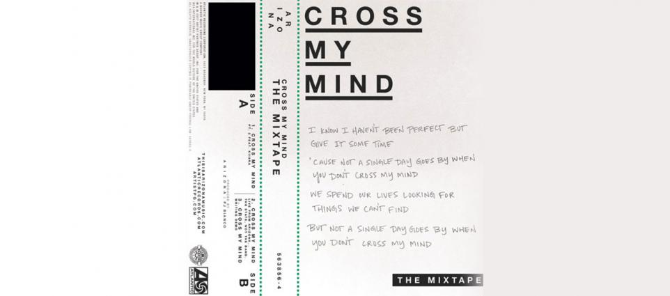 Arizona - Cross My Mind Pt. 2 (Feat. Kiiara)