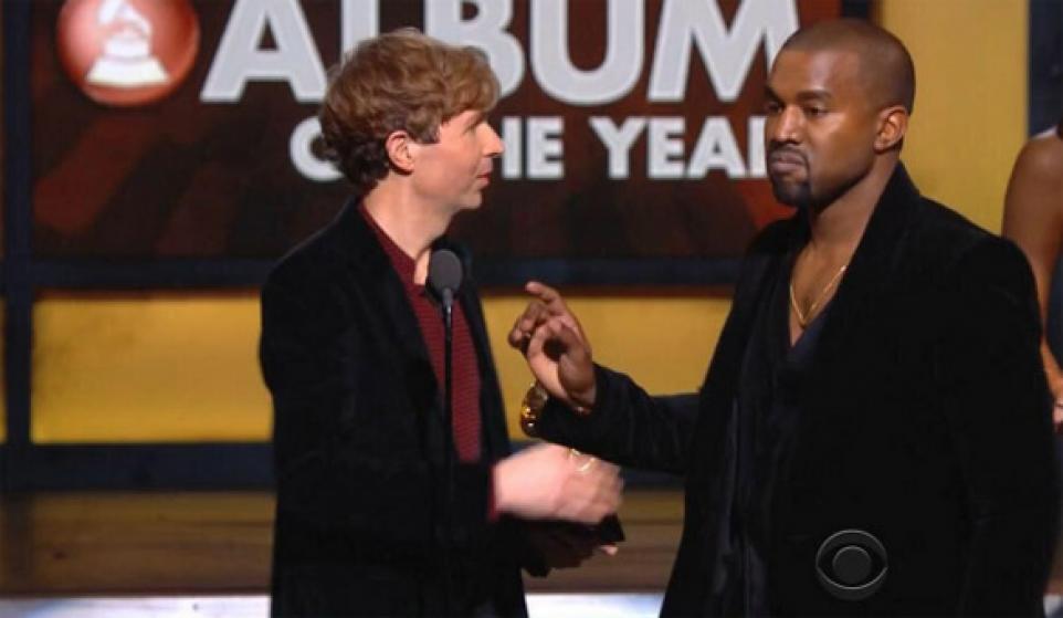 Beck and Kanye