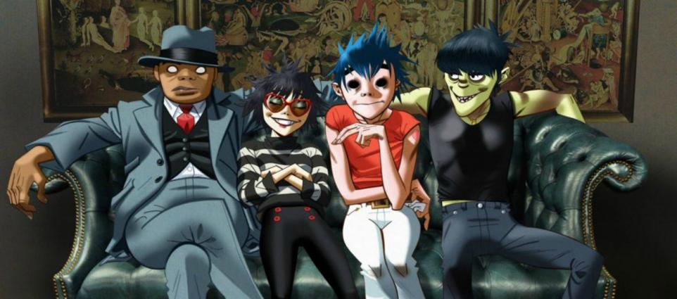 Gorillaz - Out of Body