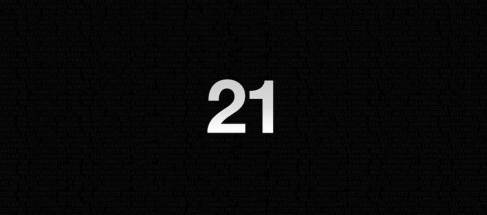 Blaise - 21 Questions