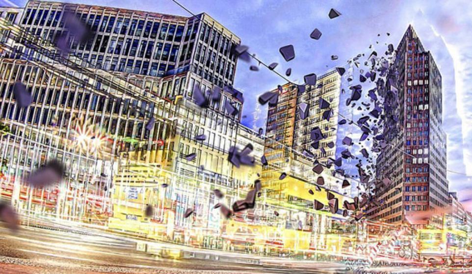 """""""Crazy Berlin"""" by Wendelin Jacober"""