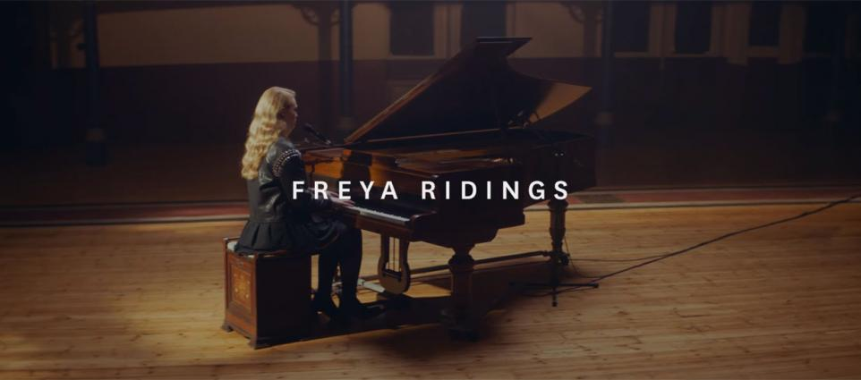 Freya Ridings - Maps (Acoustic)
