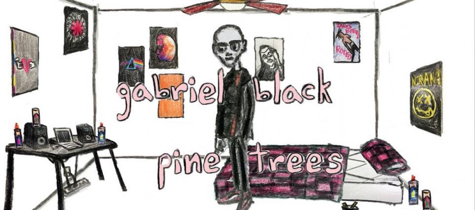 Gabriel Black - Pine Trees