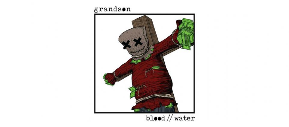 grandson - blood//water