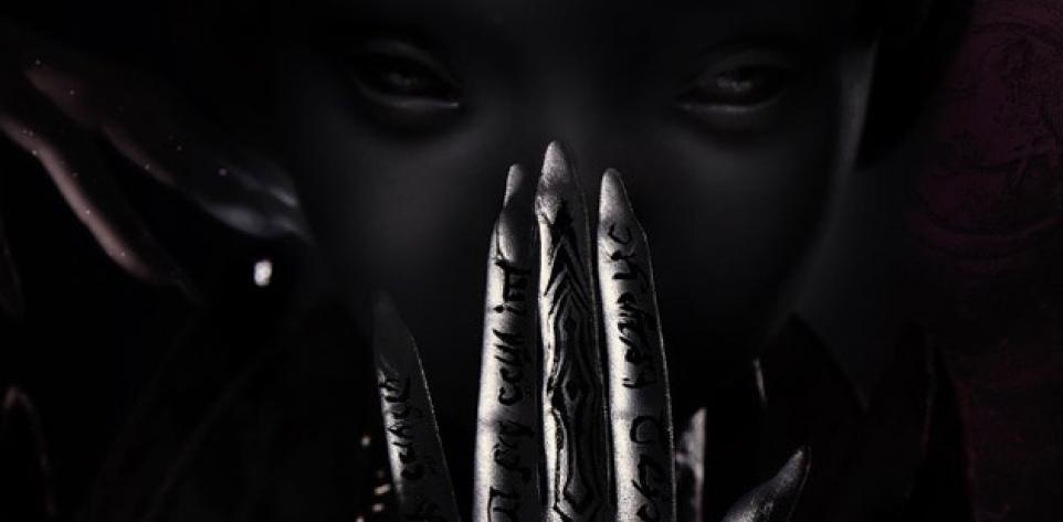 Grimes - My Name Is Dark