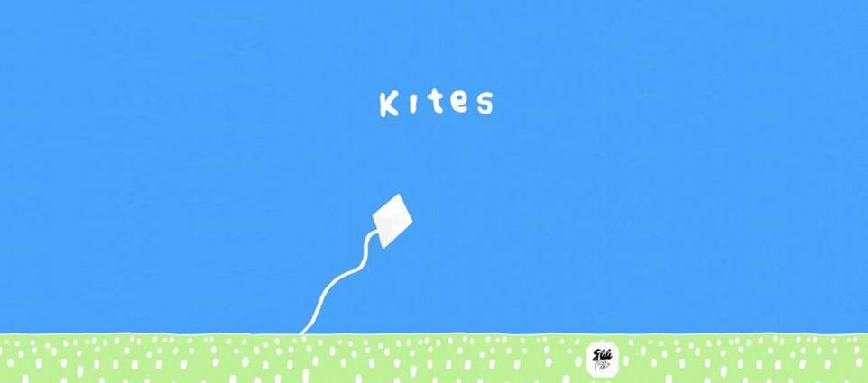 Grynpyret - Kites