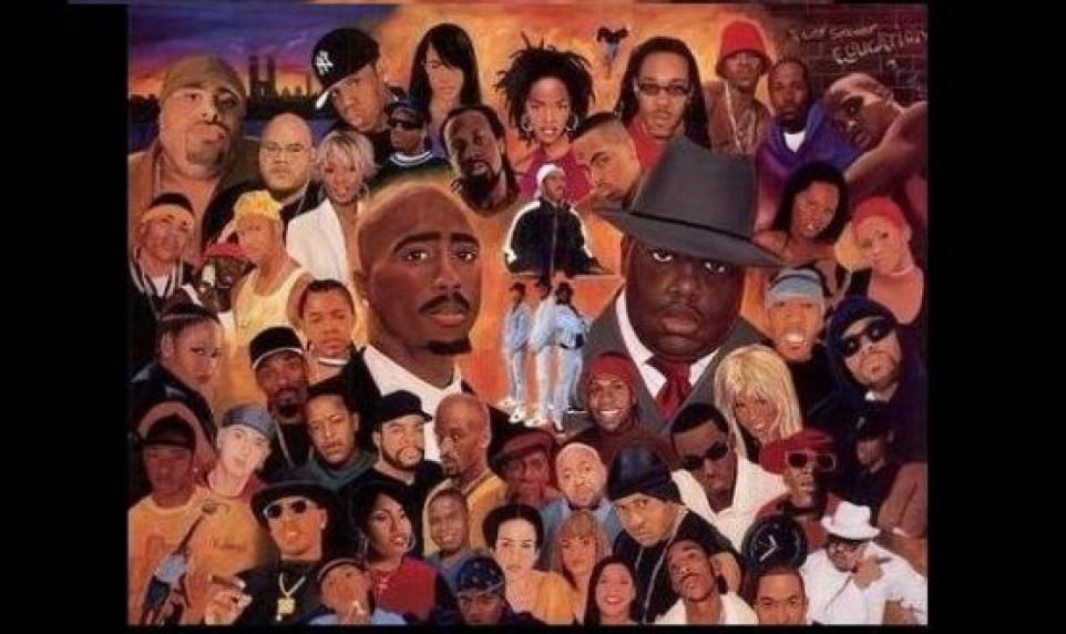 old skool rappers