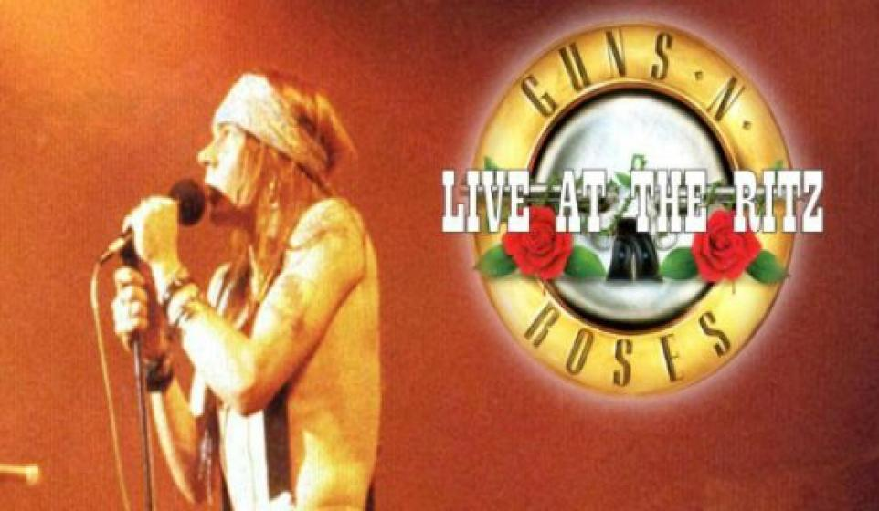 Best songs ever guns 39 n 39 roses welcome to the jungle live for Popular music 1988