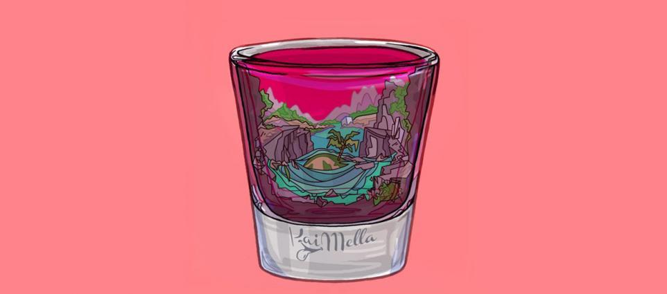 Kai Mella - Lowkey Alcoholic