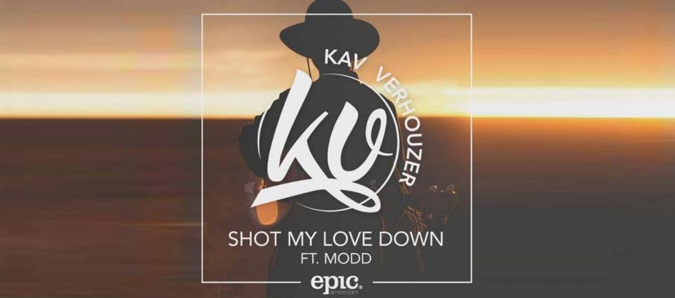 Kav Verhouzer - Shot My Love Down
