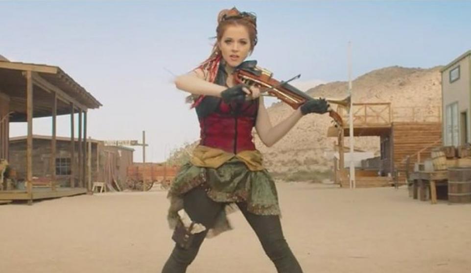 Lindsey Stirling - Roundtable Rival