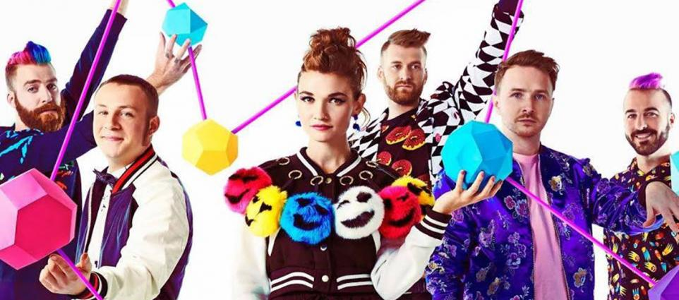 Misterwives - Coloring Outside The Lines