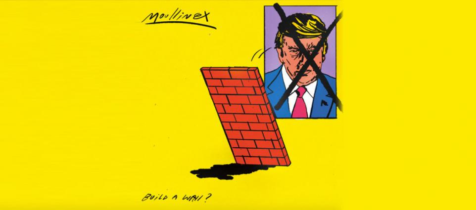 Moullinex - Build A Wall?