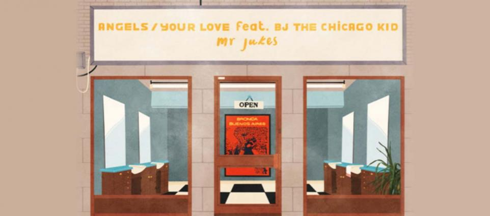 Mr Jukes - Angels/Your Love