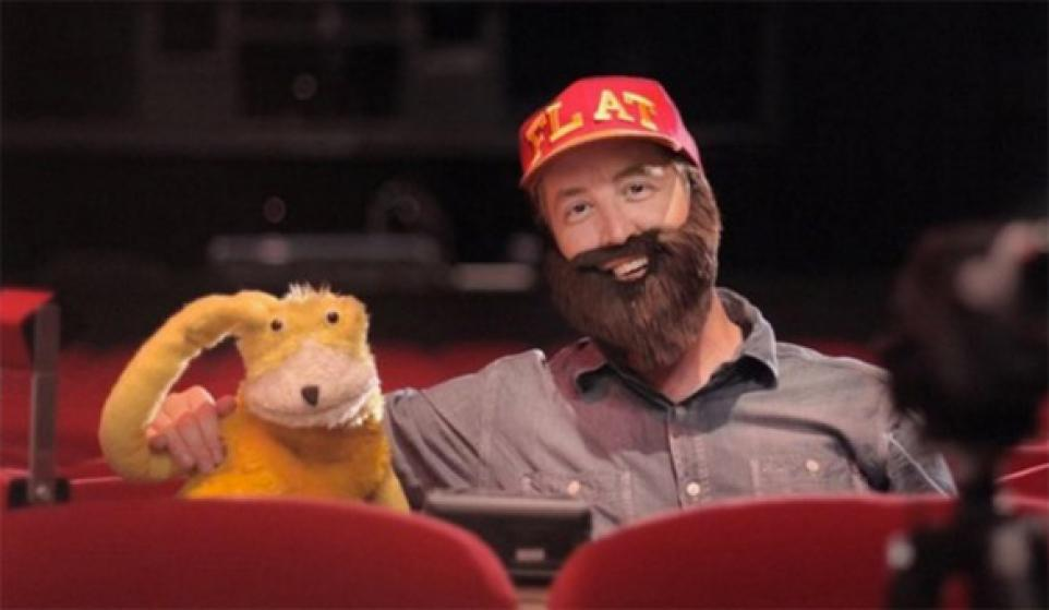 Mr. Oizo - Being Flat