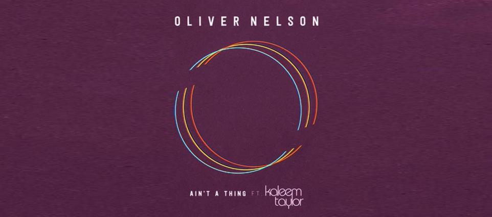 Oliver Nelson - Ain't A Thing