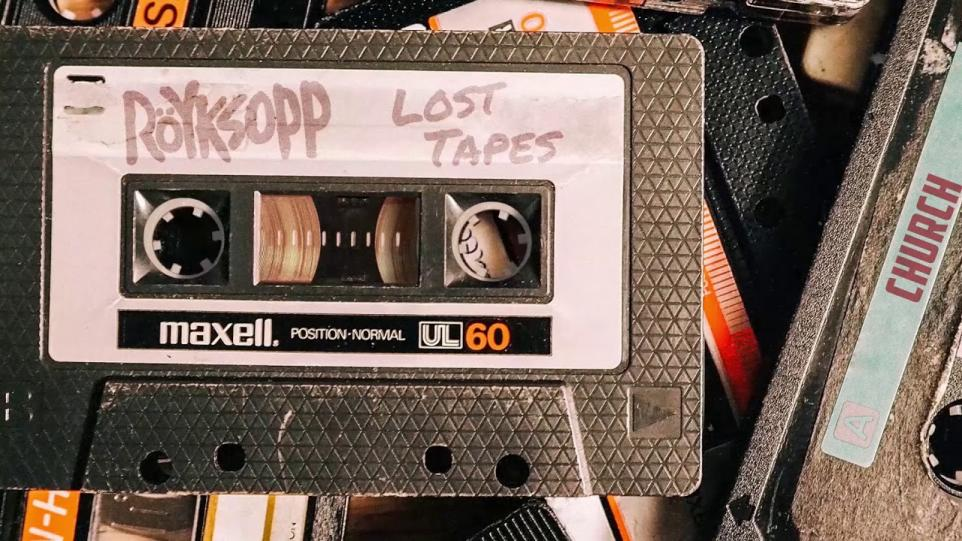 Röyksopp - Church (Lost Tapes)