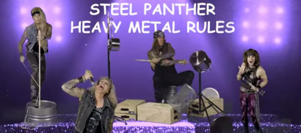 Steel Panther - F Everybody