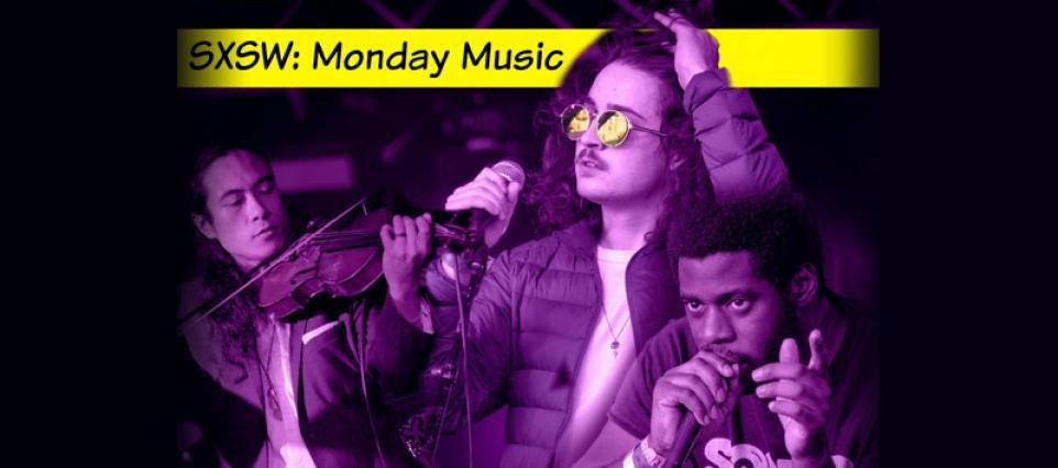 SXSW 2018 Monday Indie Music
