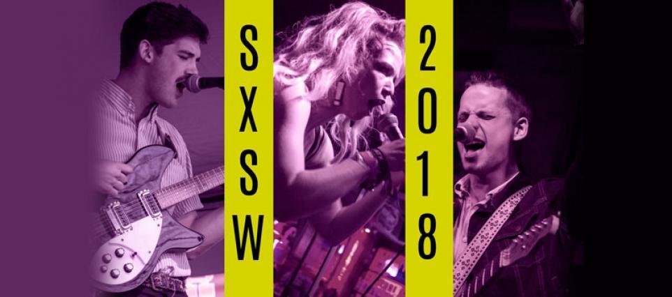 SXSW 2018 Tuesday