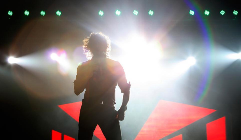 "Tri Nation Mega Concert : Sonu Nigam"" by Faisal Akram"