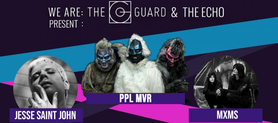 We Are: The Guard Night at the Echoplex
