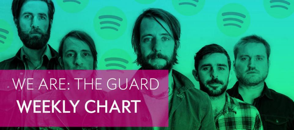 We Are: The Guard Weekly Chart