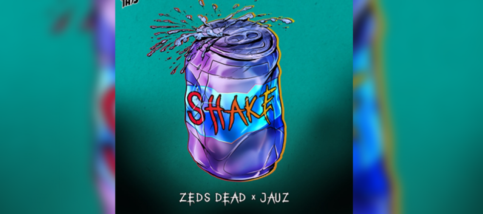 Zeds Dead, Juaz - Shake