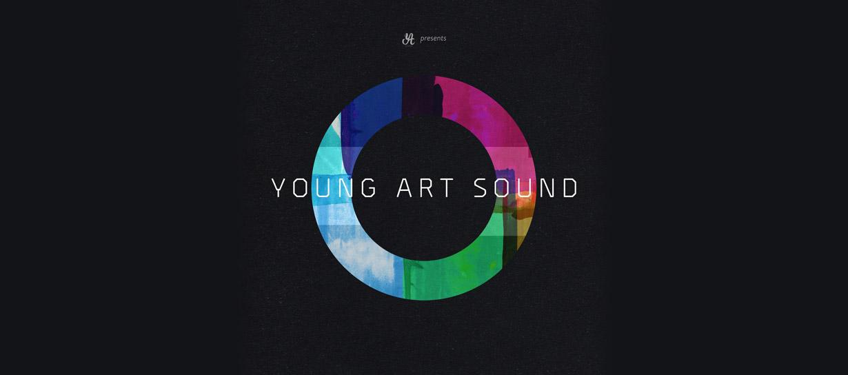 Tokimonsta - Young Art Sound Compilation